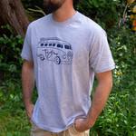 Tourism Tofino T-Shirt Chestervan  Mens