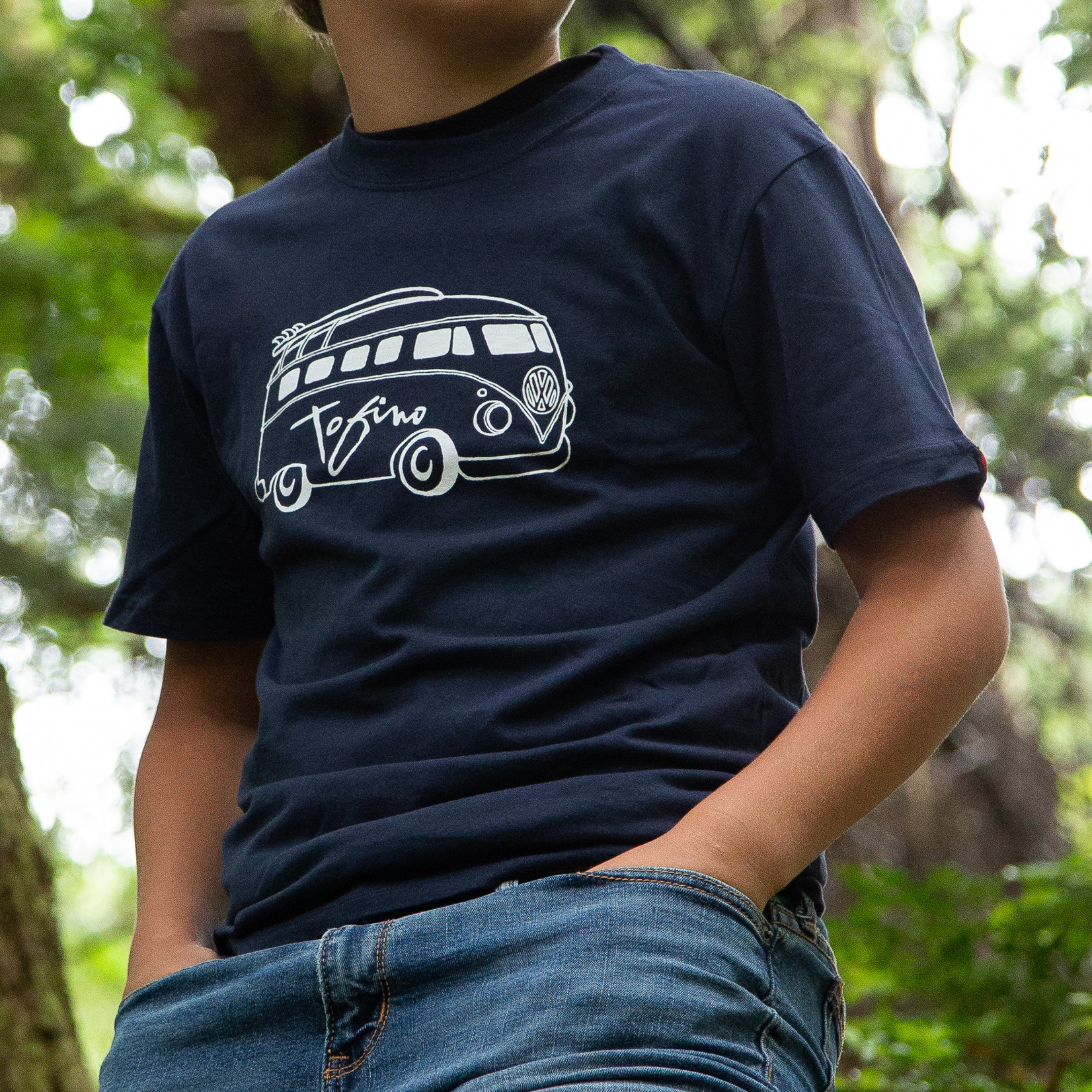 Tourism Tofino T-Shirt Toddler Chestervan