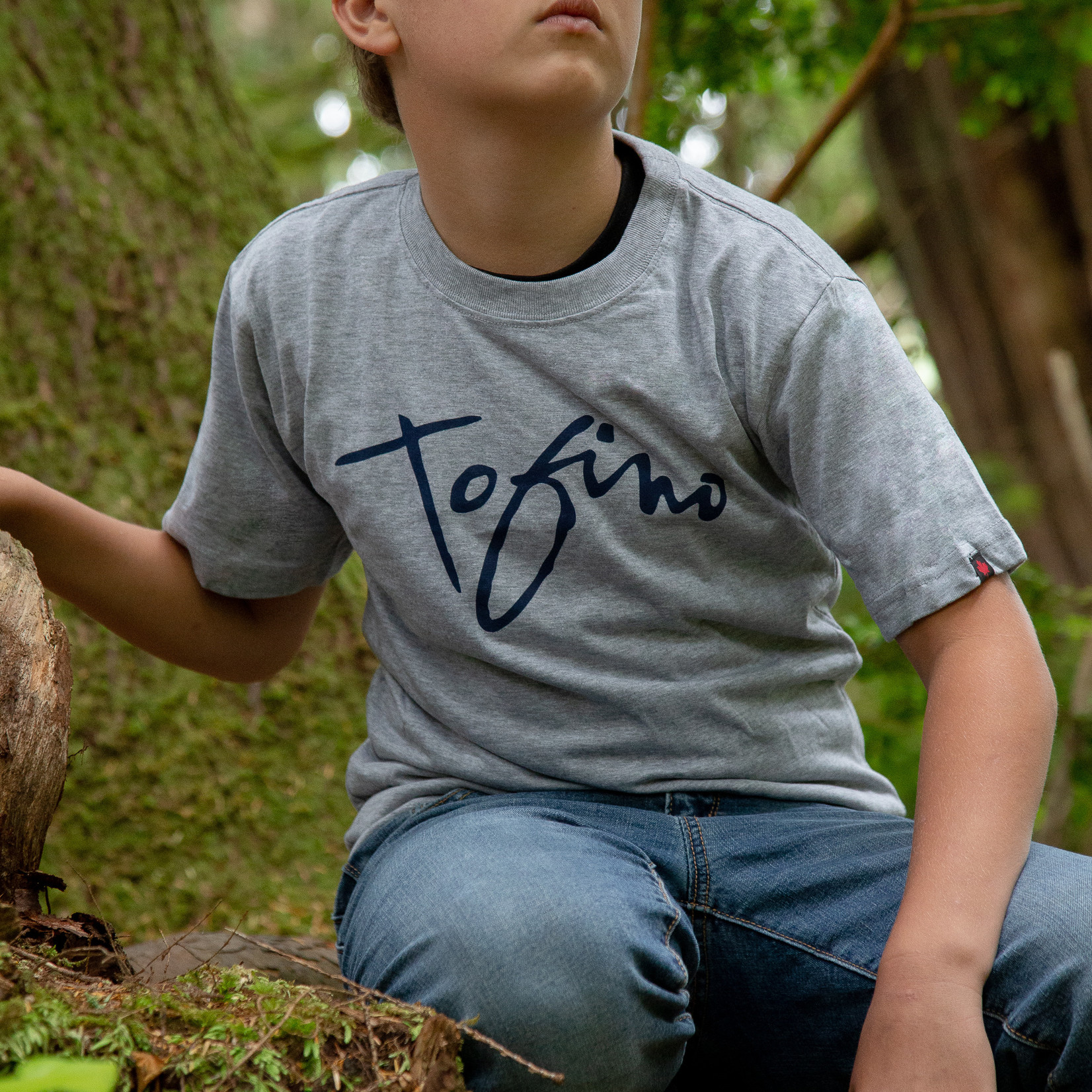 Tourism Tofino T-Shirt Youth Tofino