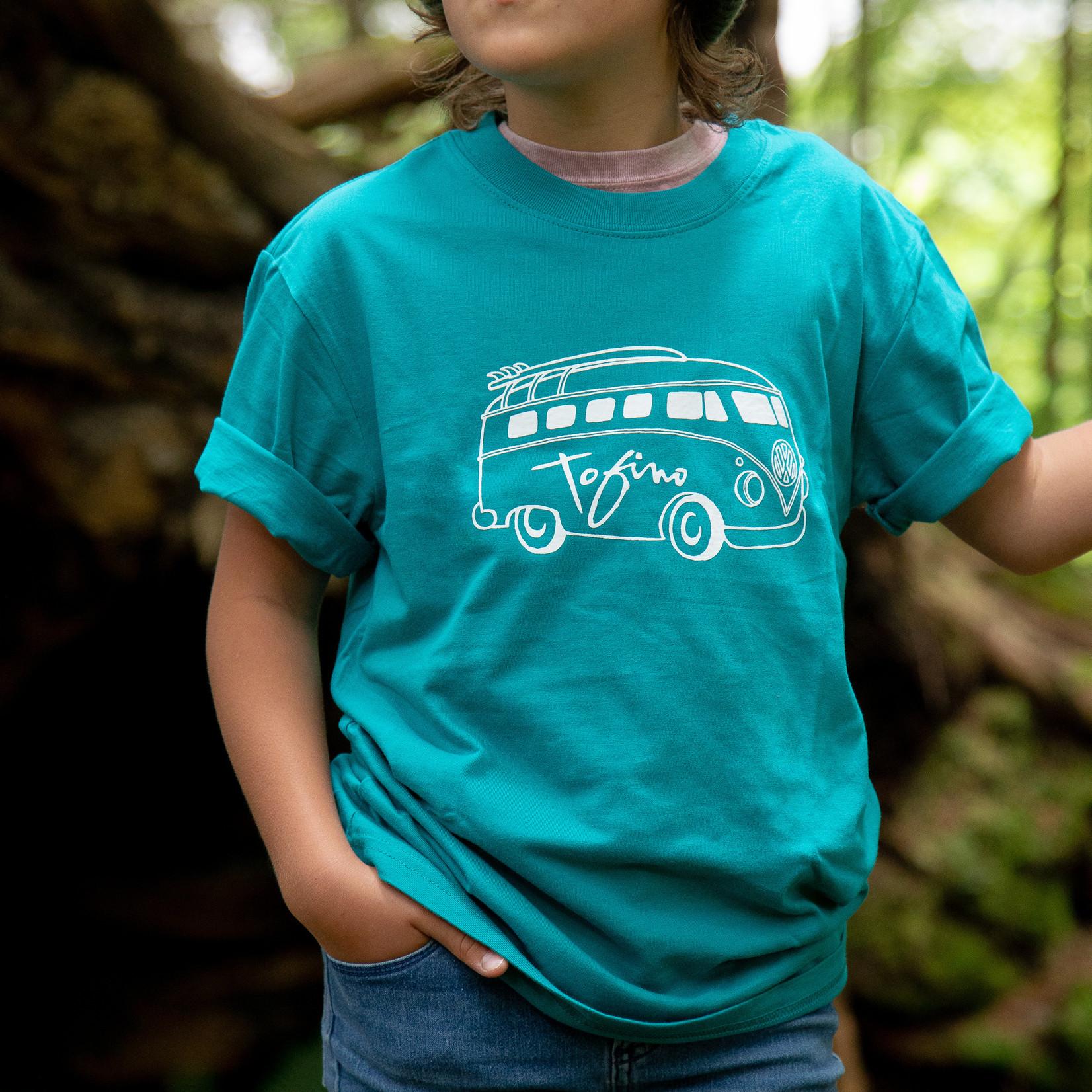 Tourism Tofino T-Shirt  Youth  Chestervan