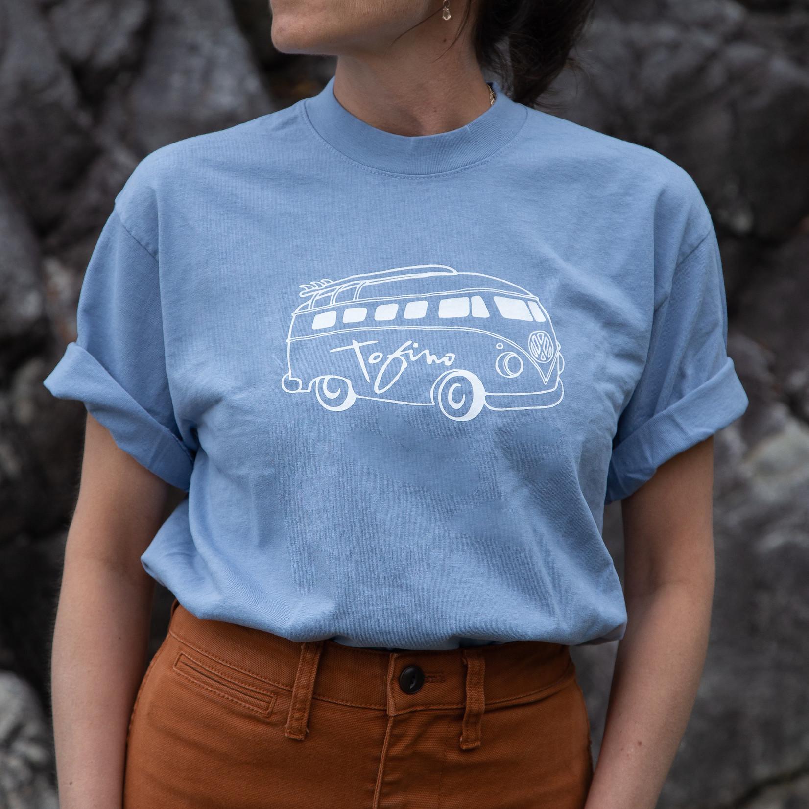 Tourism Tofino Unisex T-Shirt Chestervan
