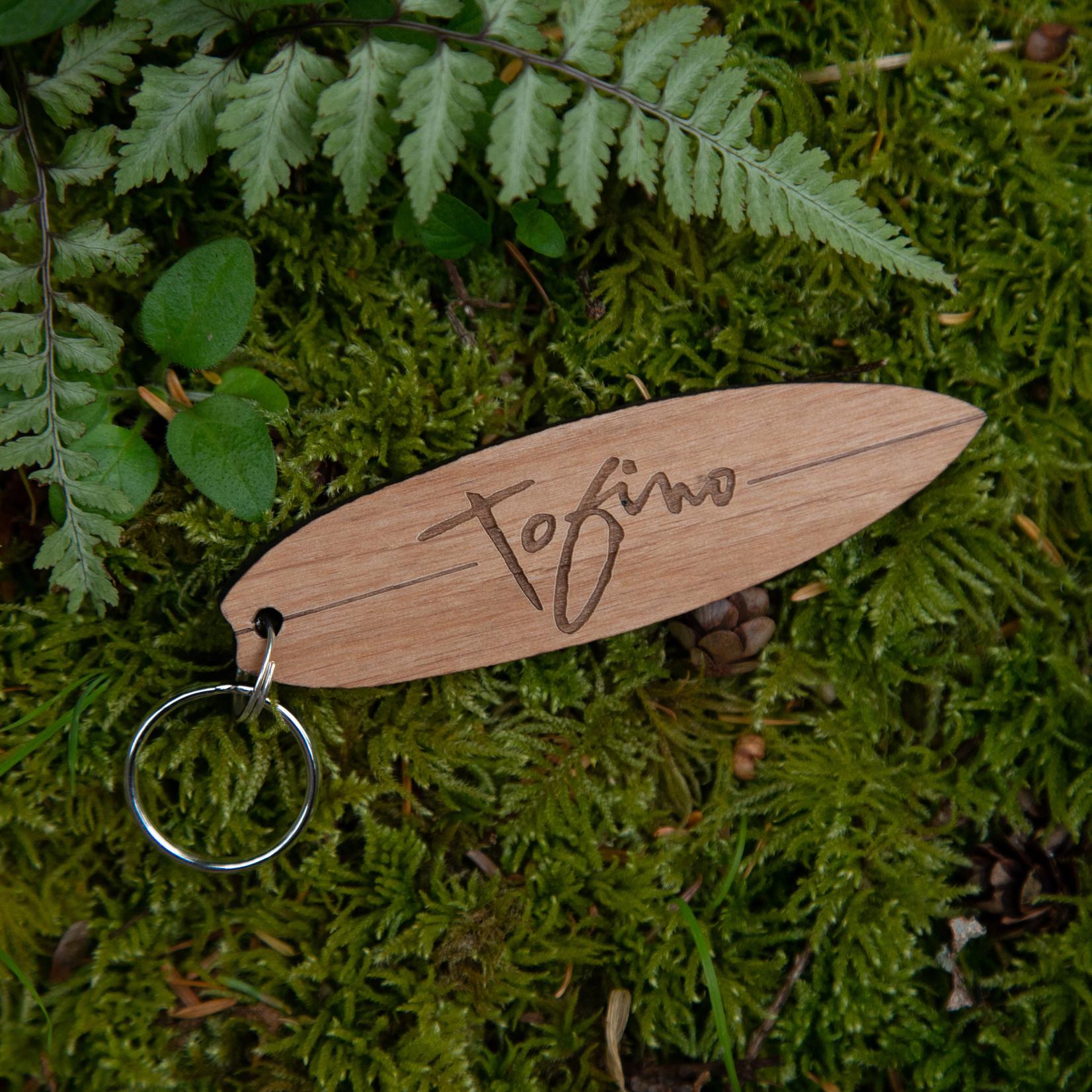Tuff Town Toys key chain surf board Tofino