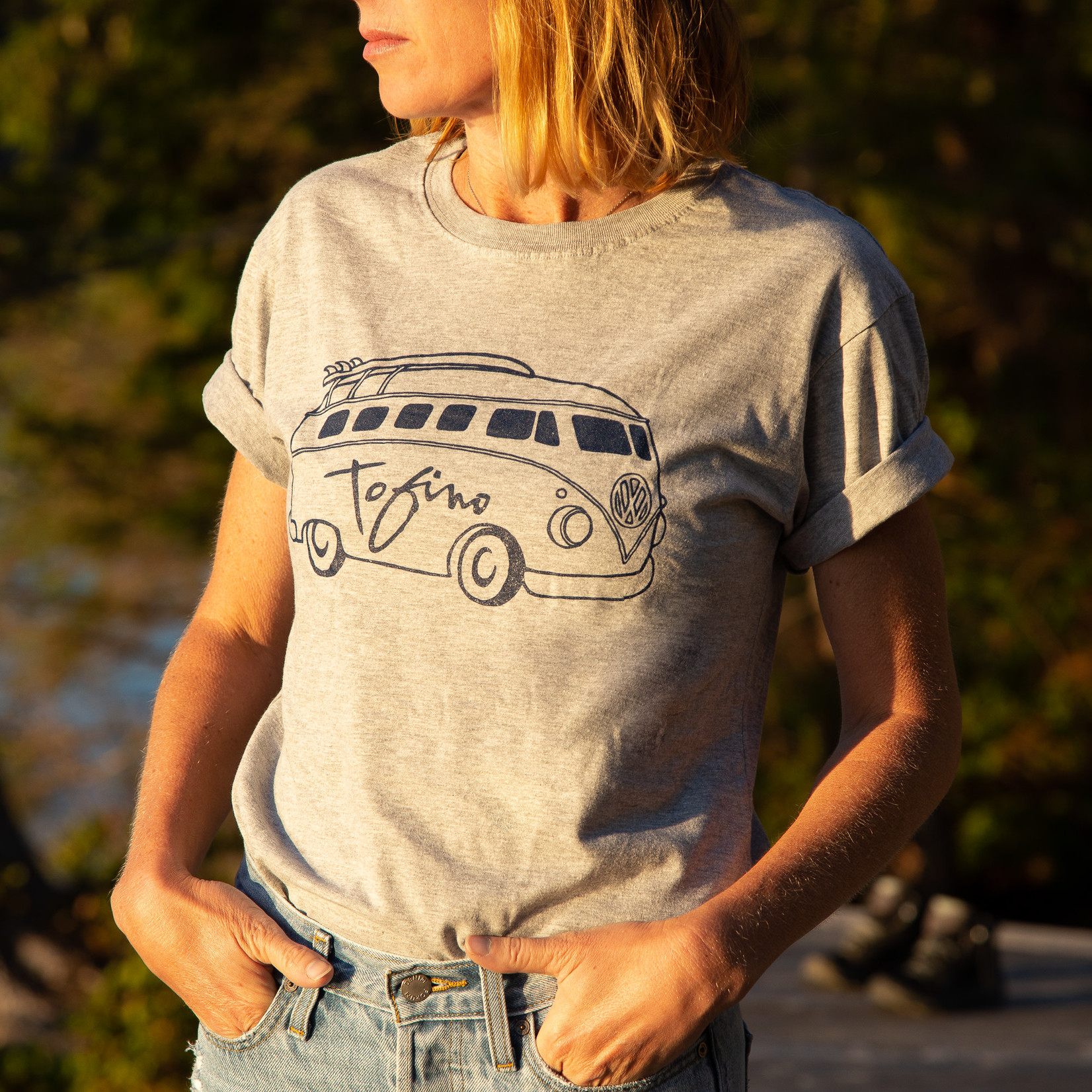 Tourism Tofino T-Shirt Chestervan Fitted
