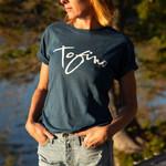 Tourism Tofino T-Shirt Tofino  Fitted