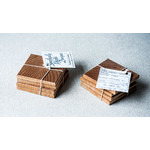Specifically Pacific Designs Maple Wooden Coaster Set of 4