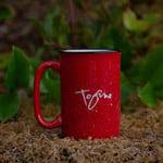 Tourism Tofino Mug Campfire Red