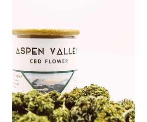 Aspen Valley Aspen Valley CBD Flower 7 grams
