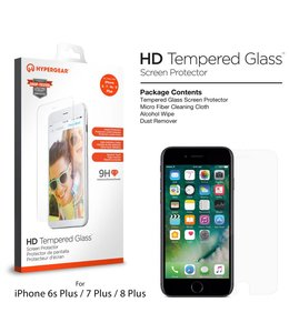 HyperGear HyperGear Tempered Glass for iPhone 6 / 6s / 7 / 8 Plus