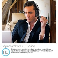 i9 BT Wireless Active Noise Cancelling Headphones