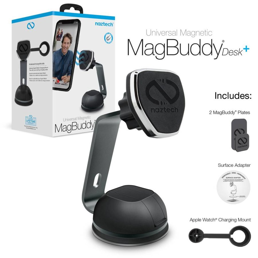 MagBuddy® Desk + Mount