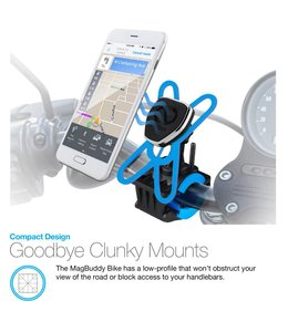 Naztech MagBuddy® Bike Mount