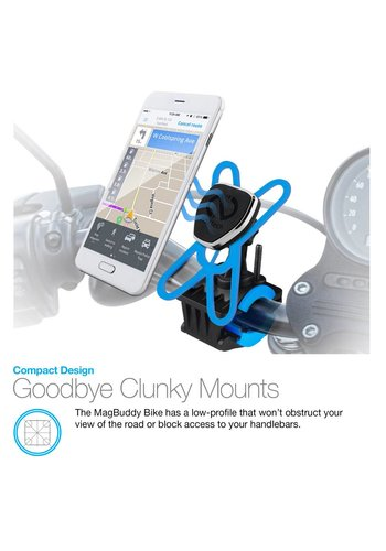 MagBuddy® Bike Mount