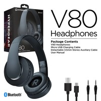 V80 Wireless Headphones