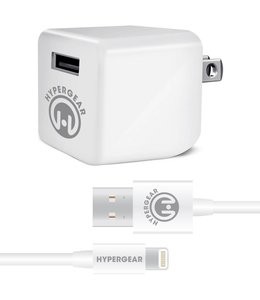 HyperGear iPhone Rapid Wall Charger 4 feet