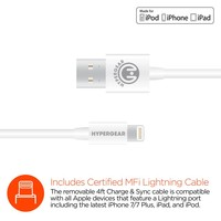 iPhone Rapid Wall Charger 4 feet 2.4A