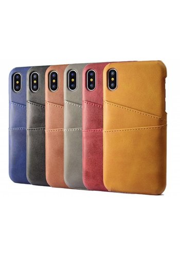 DXO iPhone Leather Wallet Case