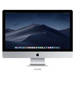 "Apple iMac 27"" Retina 5k 3.4 GHz 8GB / 1 TB"
