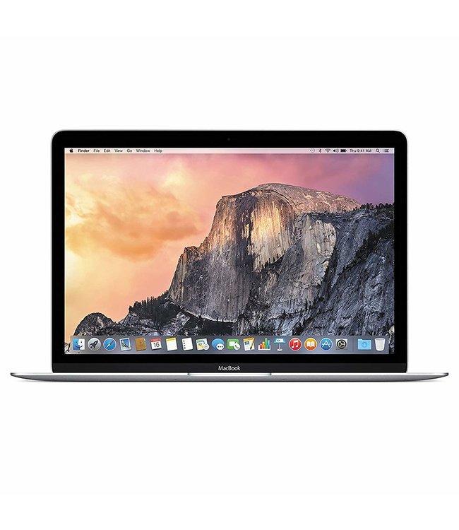 "Apple Macbook 12"" Retina 1.2Ghz 8GB/512GB - Silver"