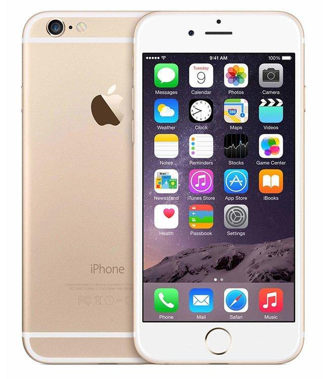 Apple Refurbished iPhone 6 Unlocked - 64GB Storage - Gold