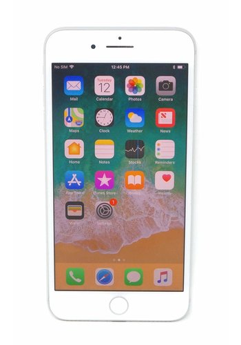 Refurbished iPhone 8 Unlocked - 64GB Storage - Silver