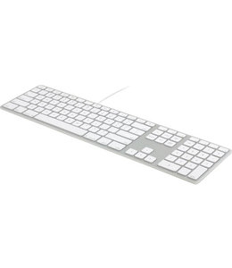 Apple Apple Aluminum Wired Keyboard with 10 Key