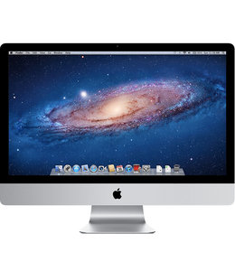 "Apple iMac 27"" M11 2.7Ghz i5 8GB/1TB/SD"