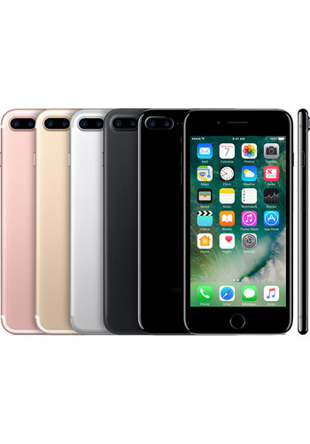 iPhone 7 Plus 128GB Black - Unlocked