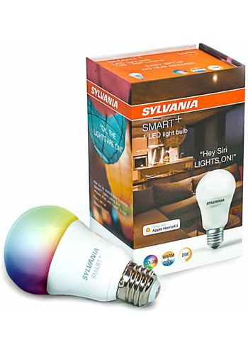 SYLVANIA General Lighting A19 LED Bulb, Color
