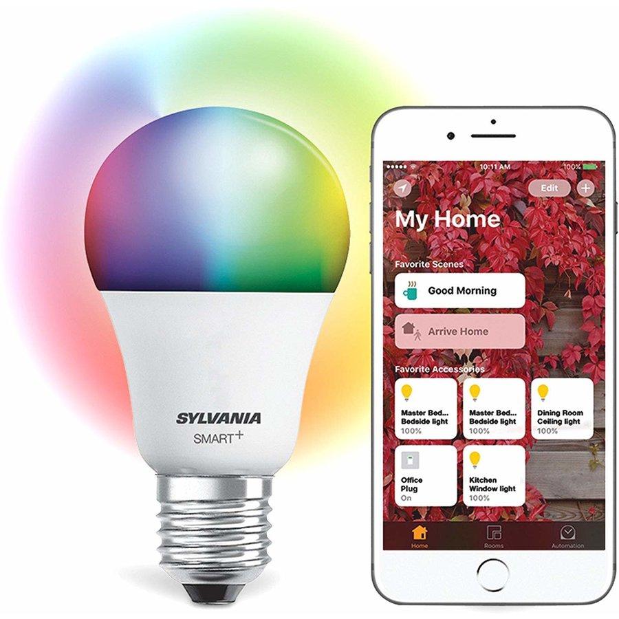 SYLVANIA General Lighting A19 LED Bulb, Color