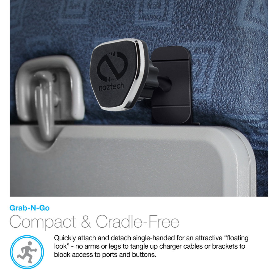 MagBuddy® Universal Magnetic In-Flight Mount