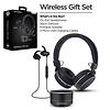 HyperGear Wireless Gift Set - Black
