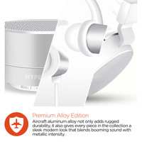 Wireless Gift Set-Silver