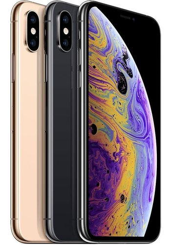 iPhone Xs 256GB Silver - Unlocked