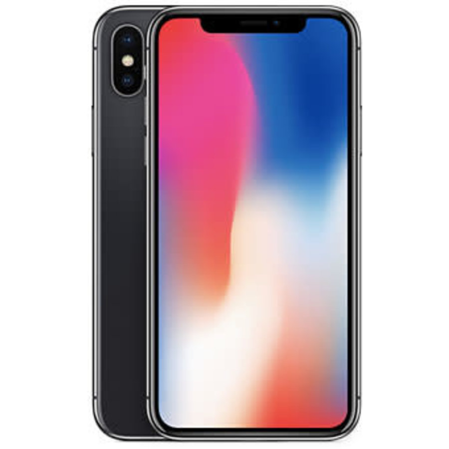 iPhone X 64GB Space Gray - Unlocked