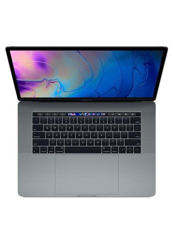 "MacBook Pro 2018 - 15"" i7 2.2GHz 8GB/256GB Touch Bar (Space Gray)"