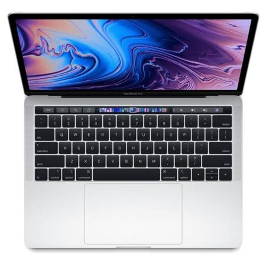 "MacBook Pro 13"" 2018 2.3GHz QC i5 8GB/256GB Silver AppleCare+"