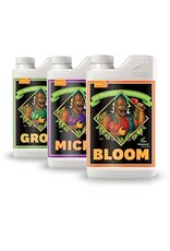Advanced Nutrients Advanced Nutrients Bloom, Micro & Grow, Pack of 3, 1 L Each