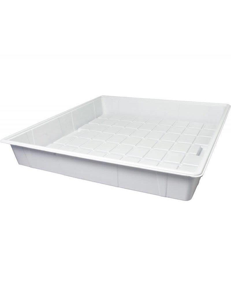 Flood Table 4x4 Premium White