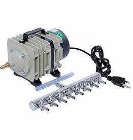 Air Pump 8 Outlets 60W 70L min (8/cs)