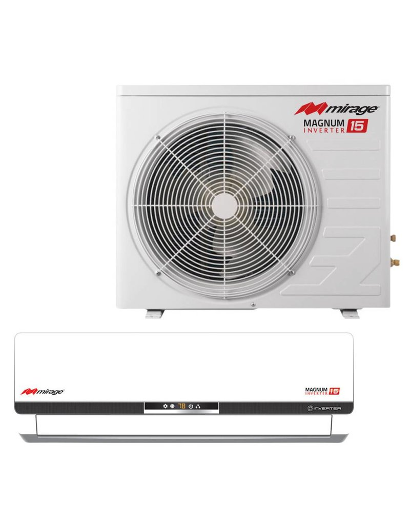 Mirage 16 SEER 12,000 BTU Air