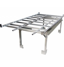 4' x 8' Rolling Bench System