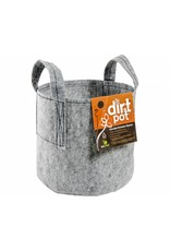 Dirt Pot 200 Gal w/Handle (5/pk) (10/cs)