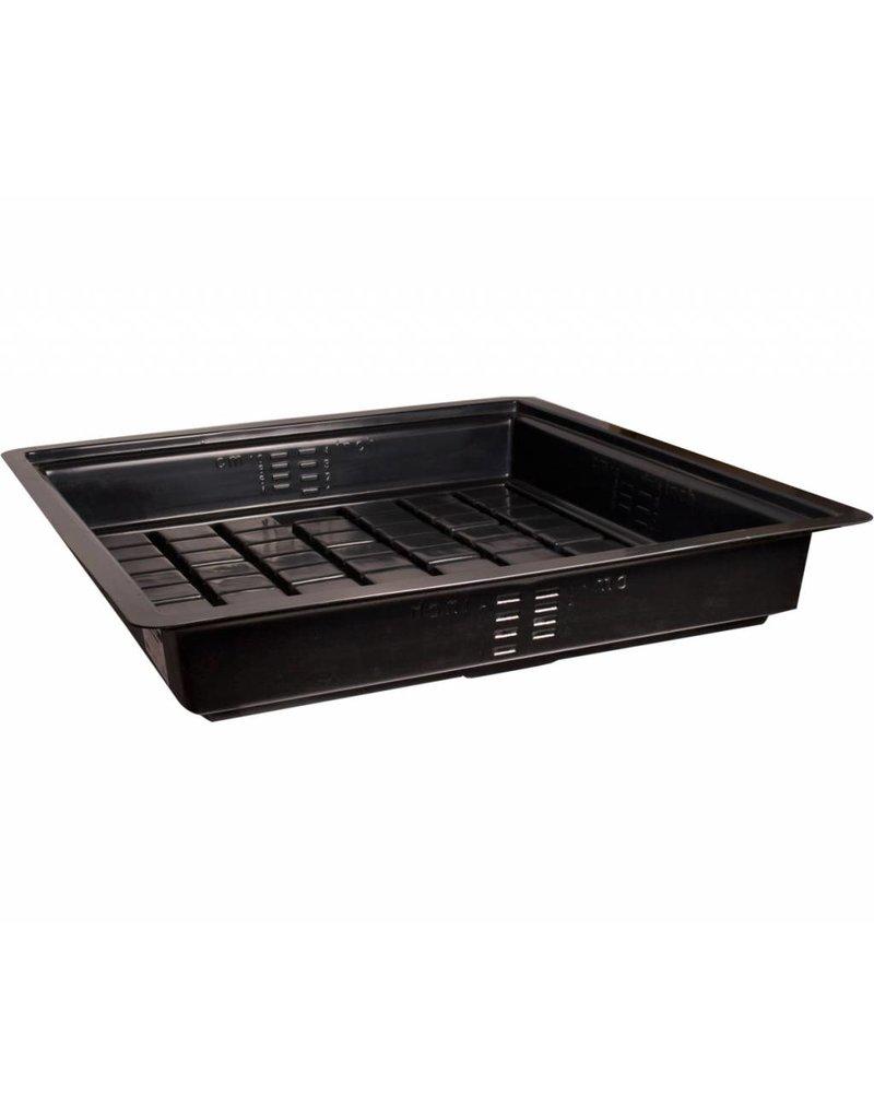 Black Flood Table/Tray, 3'x3'