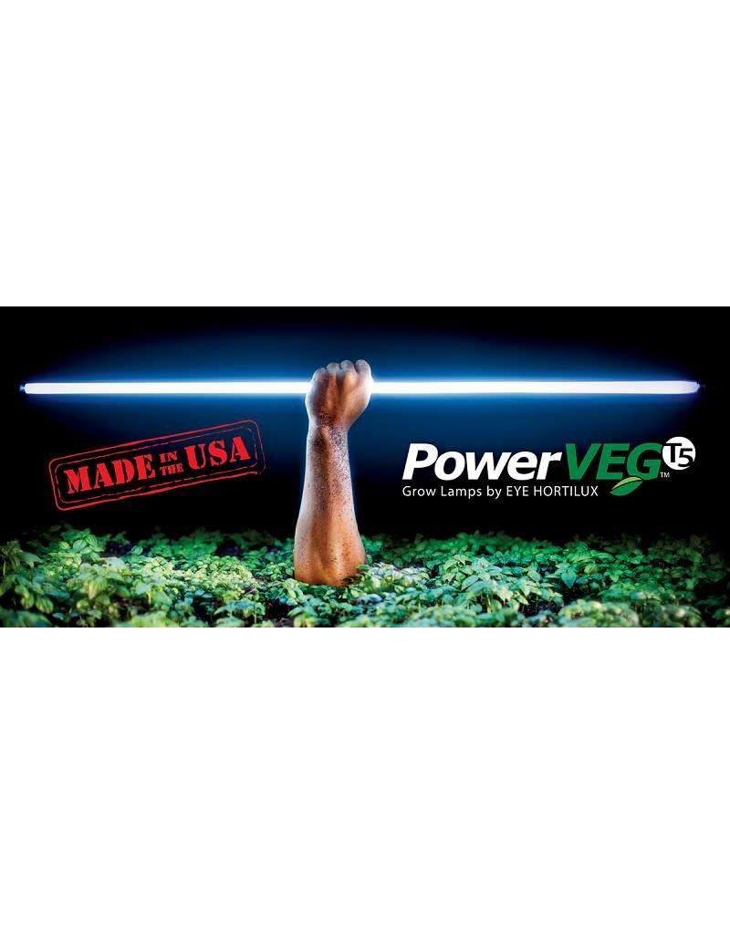 PowerVEG T5 2' HO 24W (24/cs)