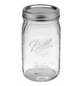 Ball Jar 32oz Wide Mouth Quart