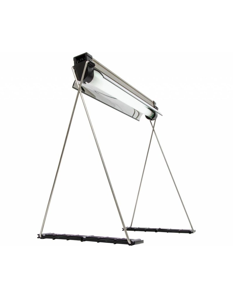 "T5 Strip/Ref Fixture w/Lamp and Timer 18"" (20/cs)"