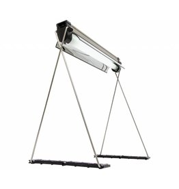 T5 Strip/Ref Fixture w/Lamp and Timer  4ft (20/cs)