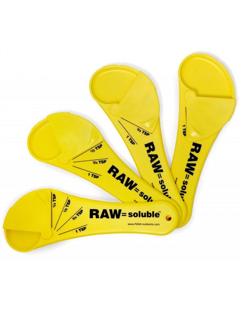 RAW Measuring Spoon (Yellow) (