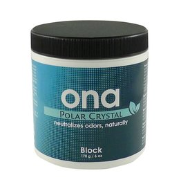 Ona Block Polar Crystal 6oz