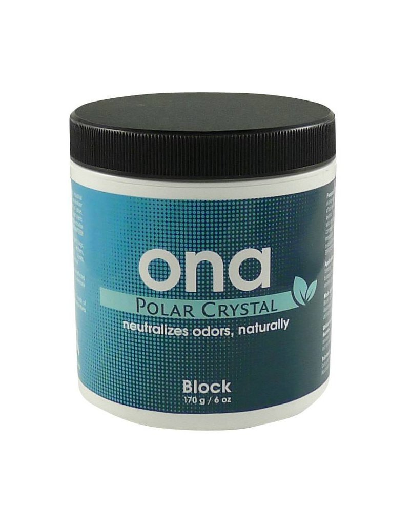 Ona Block Polar Crystal 6oz